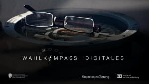 Wahlkompass Digitales: Online-Tool vergleicht Programme der Parteien