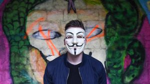 Anonyme Äußerungen im Netz: Der Fall 4chan